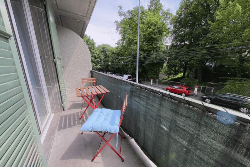 Appartement meublé de 3.5p à 5 minutes du lac (11)