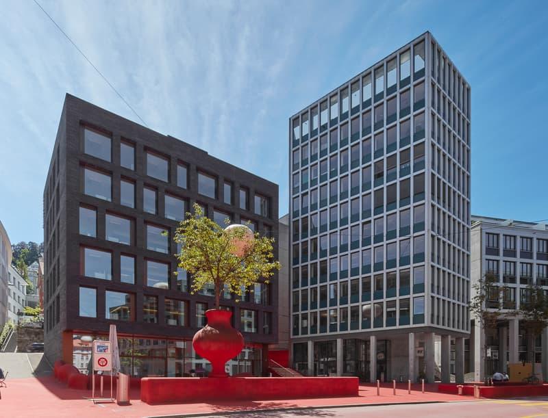 Büros an bester Lage im Zentrum von St. Gallen (2)