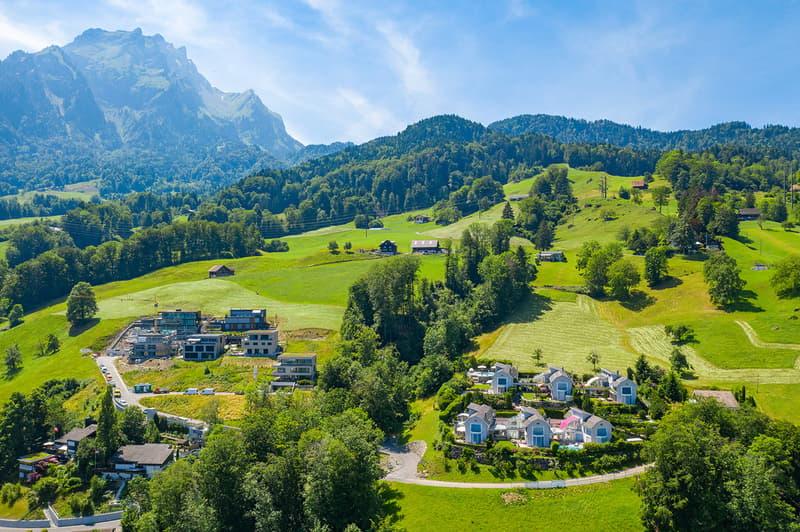 Bauland am Sonnenhang von Hergiswil (2)