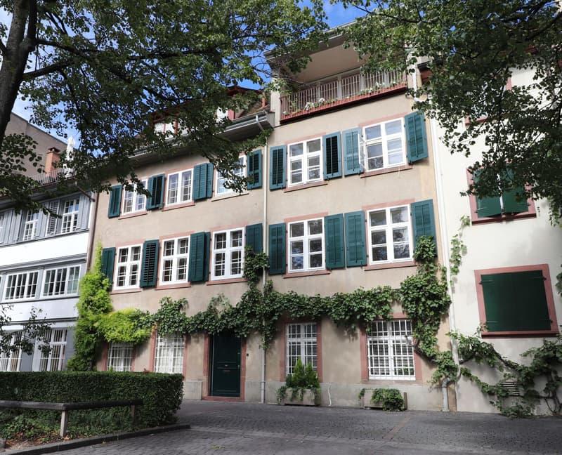 Oberer Rheinweg 41, Basel