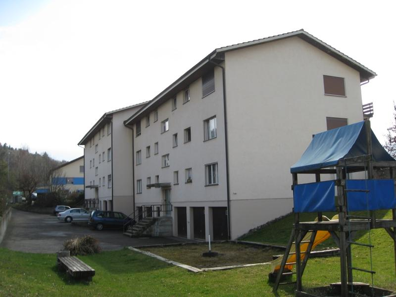 In ruhigen Wohnquartier & mit Blick ins Grün (1)