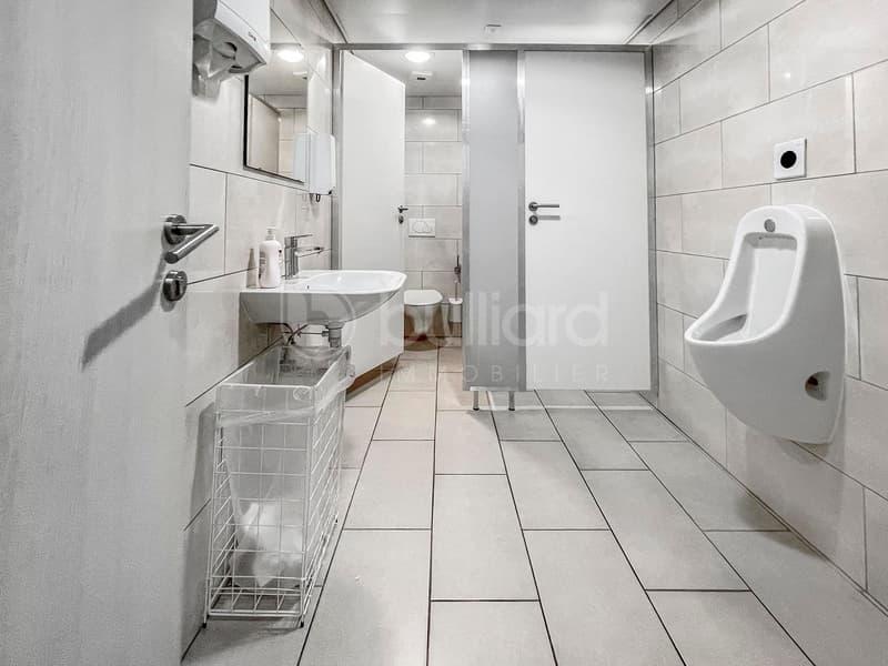 surface de bureau de 214 m2 au 1er étage - zone artisanale (8)