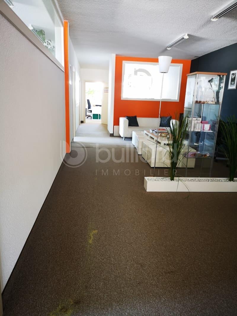 surface de bureau de 214 m2 au 1er étage - zone artisanale (2)