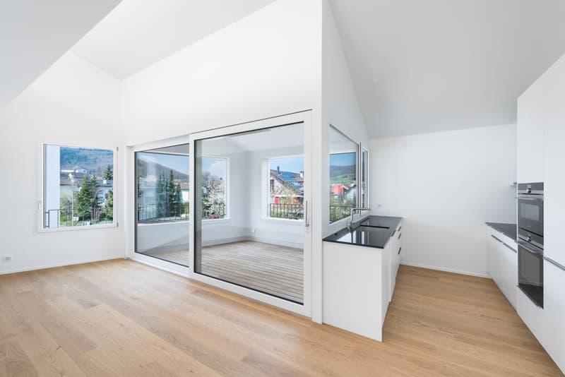 Originelle 4.5-Zimmer Maisonette-Wohnung (2)
