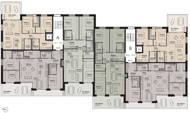 4.5-Zimmer-Wohnung  (Erstwohnung) (5)