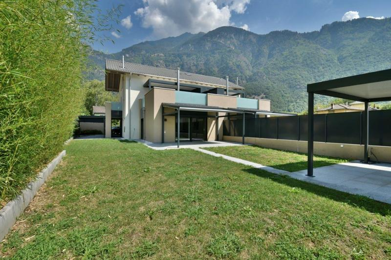 Nuove e moderne villette contigue nella soleggiata Valle di Blenio / Neue und moderne Reihen-Villetta im sonnigen Bleniotal (13)