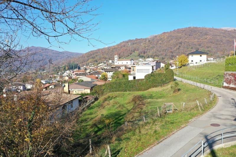 Terreno edificabile nel quartiere di Villa Luganese / Baugrundstück im Quartier von Villa Luganese (10)