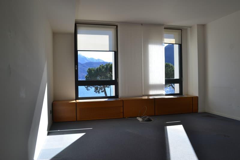 Lugano – Moderni Uffici con Vista Lago (2)