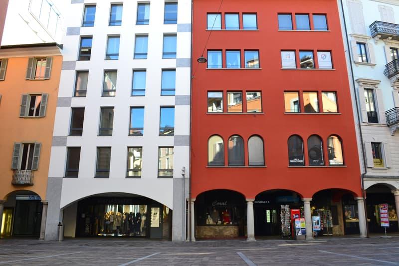 Lugano – Moderni Uffici con Vista Lago (1)