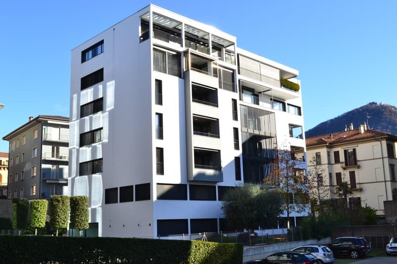 Lugano - Moderno Appartamento 2.0 Locali (13)