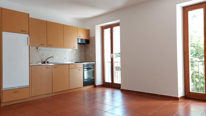 Agno – Appartamento 2.0 Locali In Centro (2)