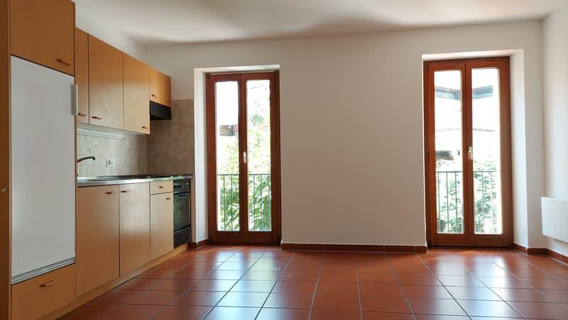 Agno – Appartamento 2.0 Locali In Centro (1)