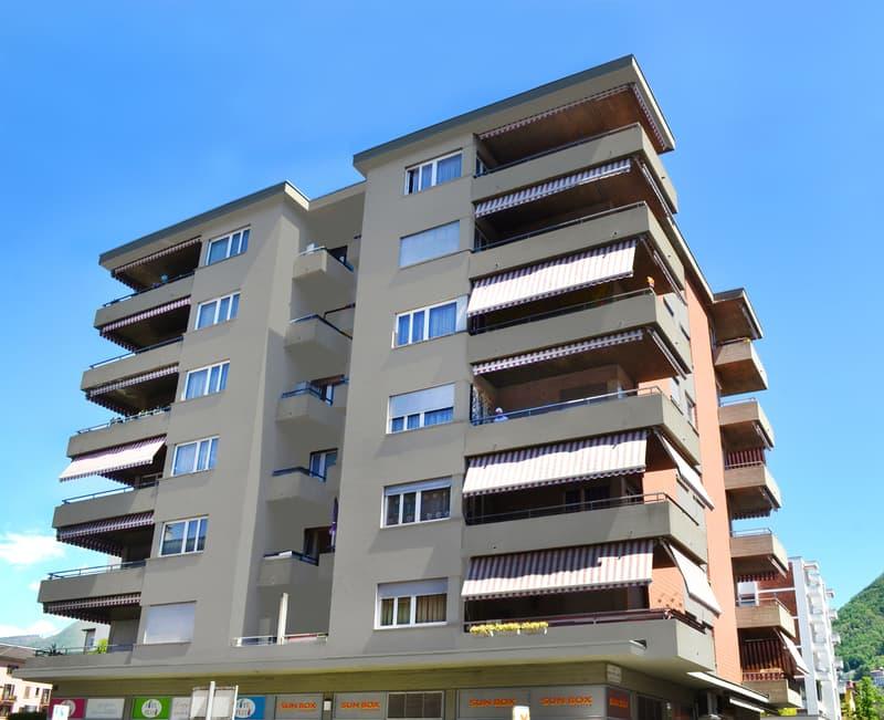 Lugano centro, vendiamo diversi appartamenti e commerci a reddito! (1)