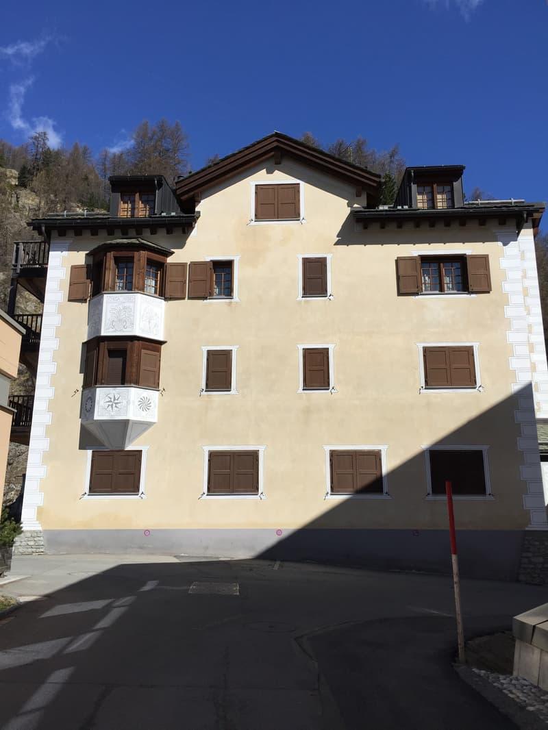 Silvaplana - magic Engadina - appartamento di 5 locali al PT (2)