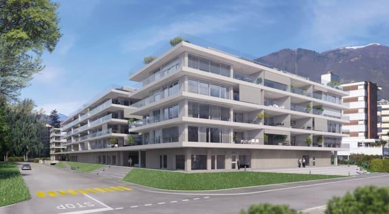 FAVOLOSA POSIZIONE - TOP LAGE - Residenza Parcolago (1)