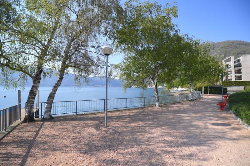 Posizione favolosa, direttamente al lago - Direkt am See (9)