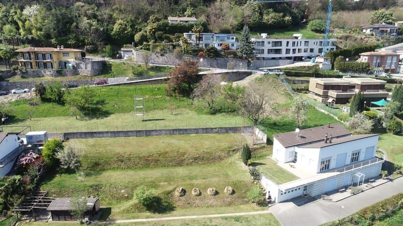 Nuova villa indipendente con vista lago - Neue Villa mit Seesicht (13)