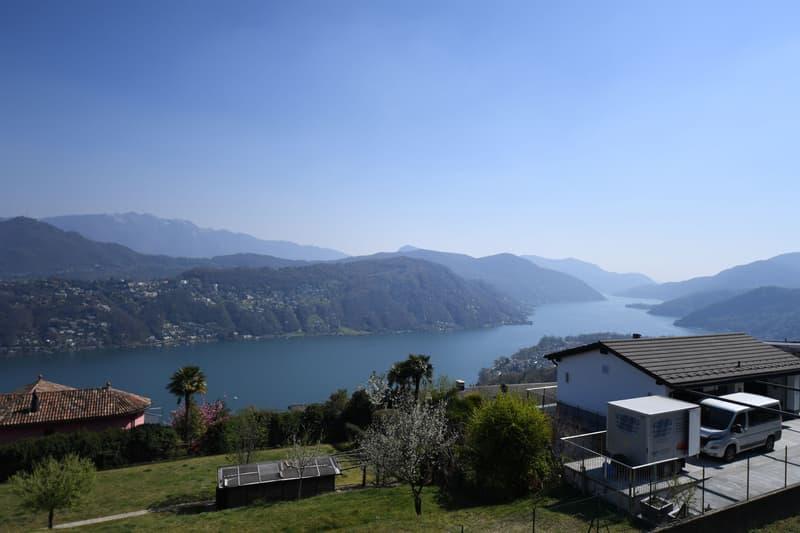 Nuova villa indipendente con vista lago - Neue Villa mit Seesicht (1)