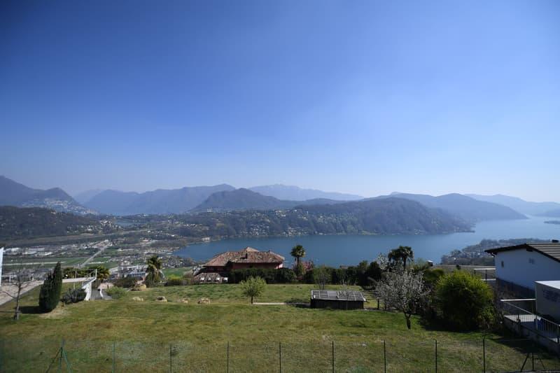 Nuova villa indipendente con vista lago - Neue Villa mit Seesicht (2)