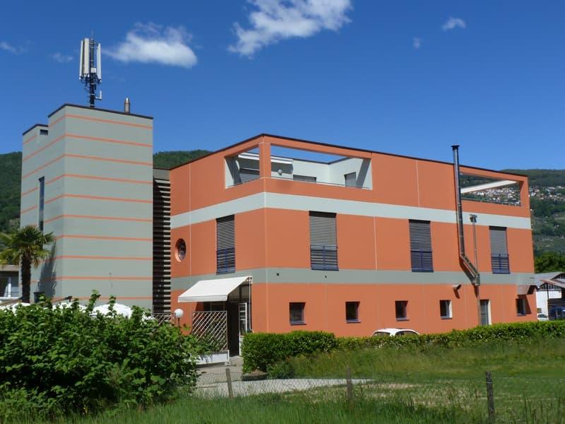 Affittasi ufficio 2.5 locali zona Piodella (4)