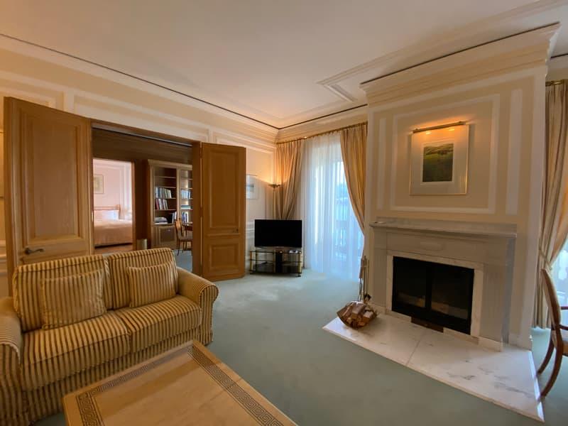 Elegante Wohnung mit einzigartiger Berg- und Seesicht mitten in Luzern mit 5 Sterne Komfort (2)