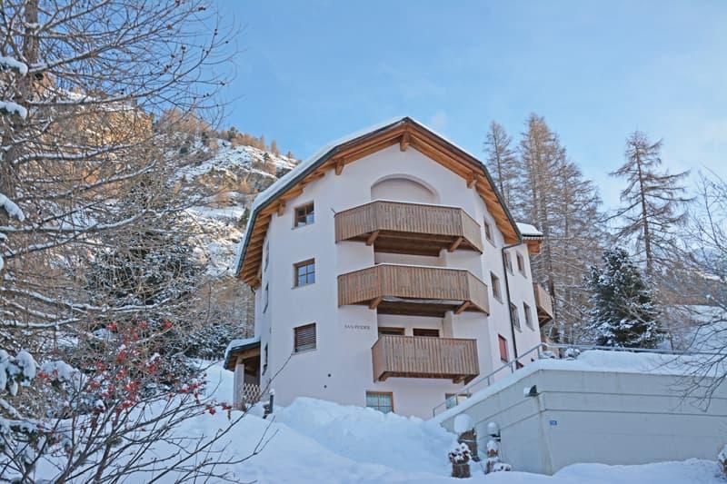 Aussichtsreiche Dachmaisonette-Wohnung (2)