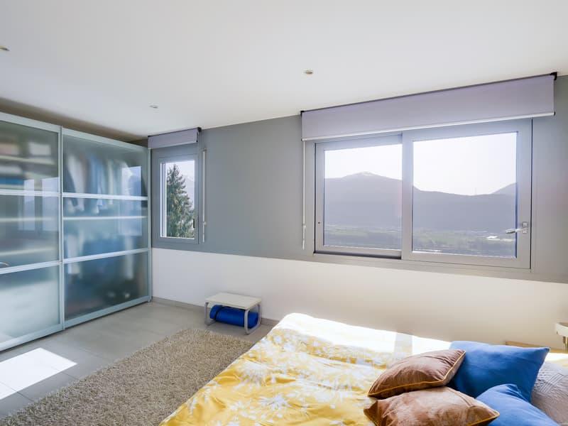 Agarone Haus di 6 Zimmer mit freie Aussciht (2)