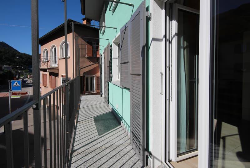 Schöne und helle Duplex-Wohnung komplett eingerichtet (2)