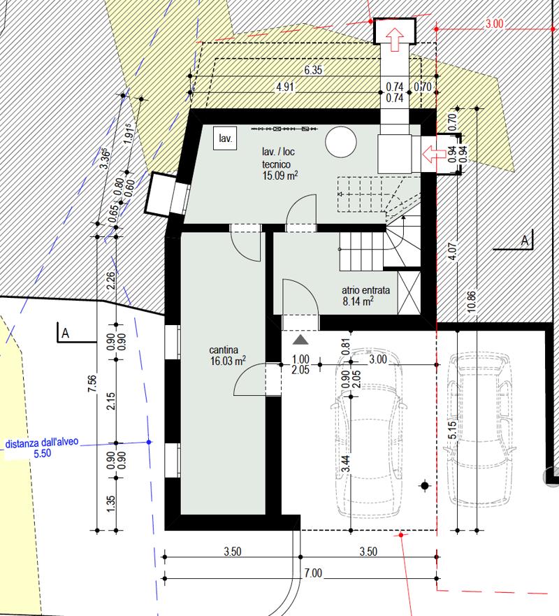 Nuovo progetto per una bella Casa Unifamiliare in zona tranquilla (6)
