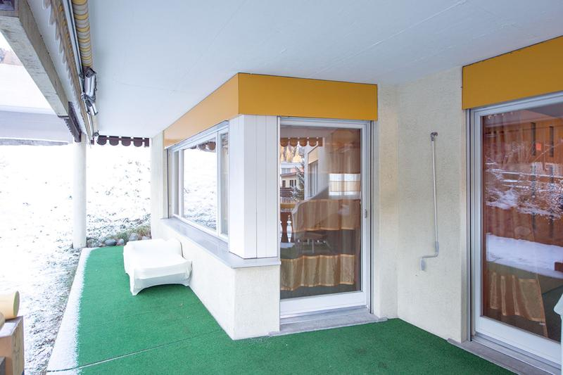 Wintersaison 2020/21 - Davos Platz 3.5-Zimmerwohnung für 6 Personen (10)