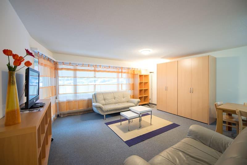 Wintersaison 2020/21 - Davos Platz 3.5-Zimmerwohnung für 6 Personen (2)
