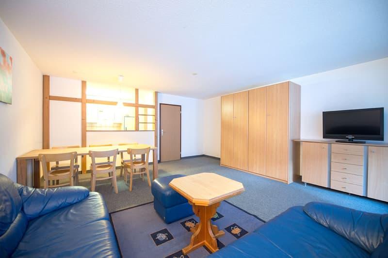 Wintersaison 2020/21 - Davos Platz 2.5-Zimmerwohnung für 4 Personen (2)