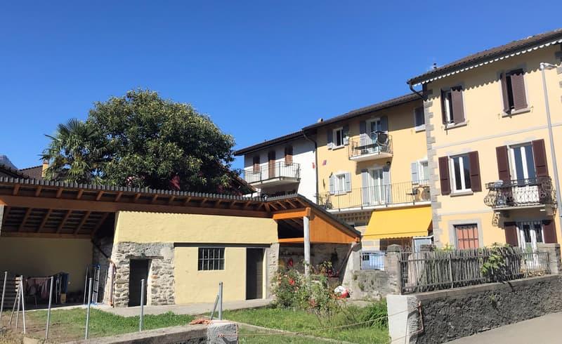 Graziosa casa nel centro del paese (2)