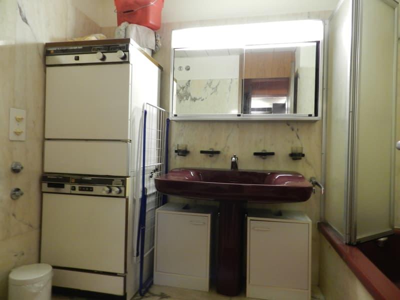 CASSARATE-CASTAGNOLA Appartamento 2.5 locali ammobiliato vista lago (4)