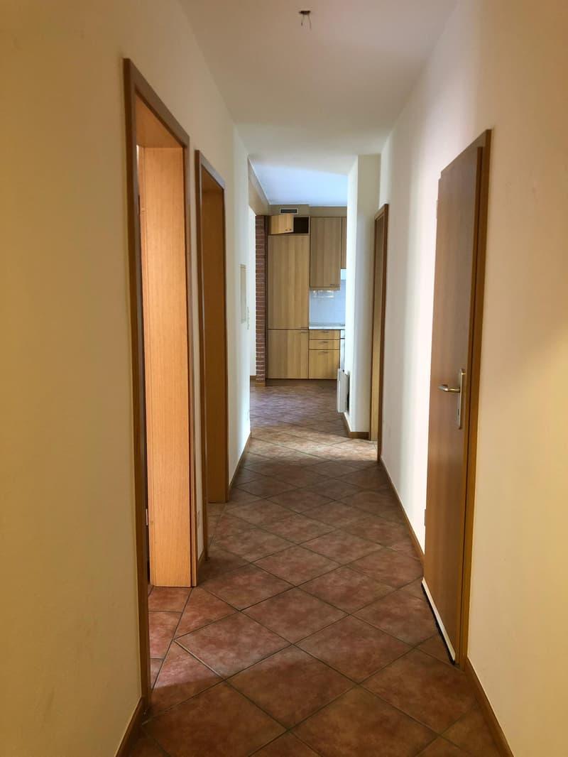 Appartamento 3.5 locali nel nucleo di Bissone (2)