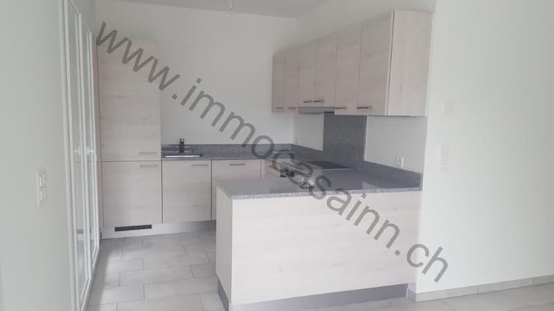 Nuova casa unifamiliare nel verde a Cassina d'Agno (5)