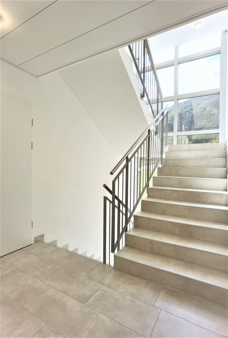 Nuovo capannone industriale moderno in fase di ultimazione per magazzino/laboratorio/uffici/showroom (13)