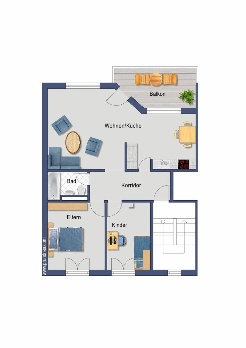 Gemütliche Wohnung an optimaler Lage (6)