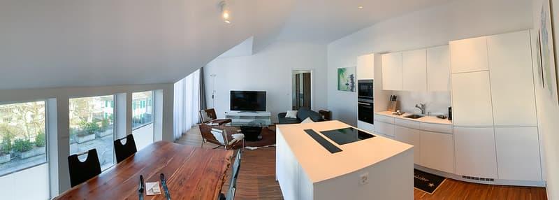Wohn-und Essbereich / Living-and dining room