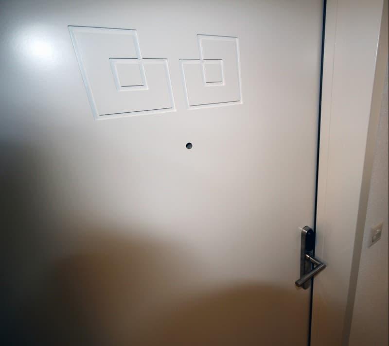 Glandon Apartment Eingang / GLandon Apartment Eingang