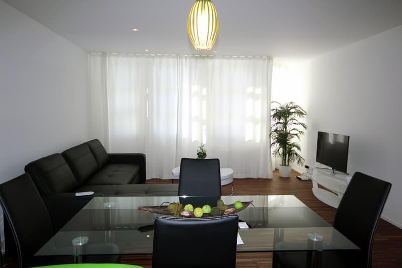 Wohn-und Esszimmer / Living-and dining room