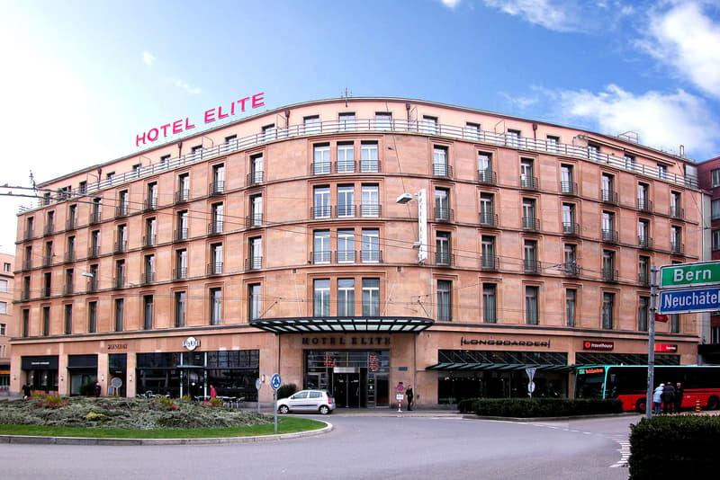 Aussenansicht Hotel Elite