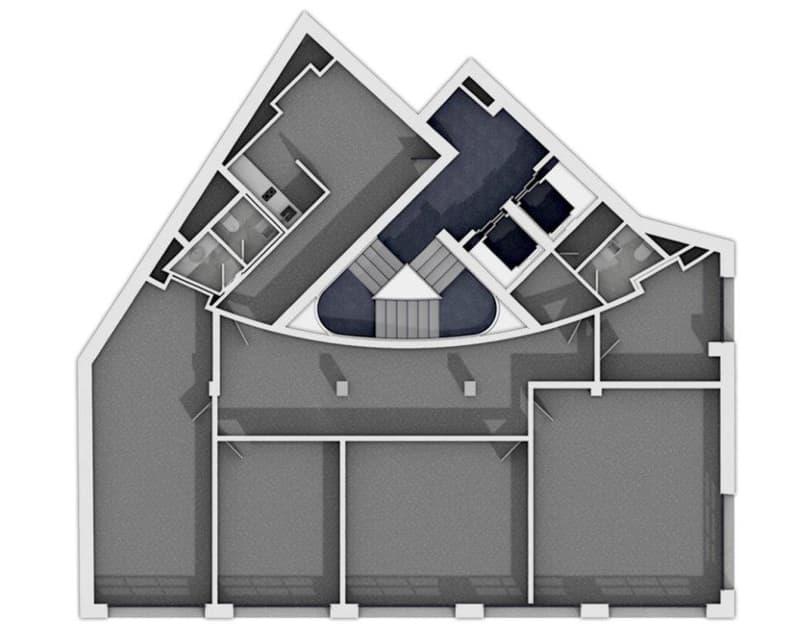 Uffici da 220 m² a 440 m² nel cuore di Lugano (8)