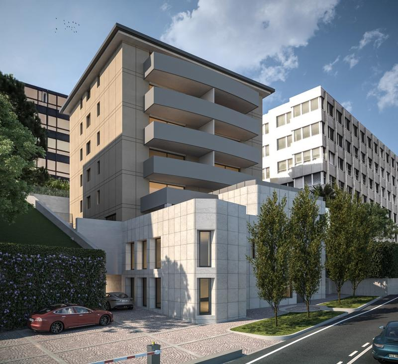 Nuovi uffici nel cuore di Lugano con autorimessa (2)