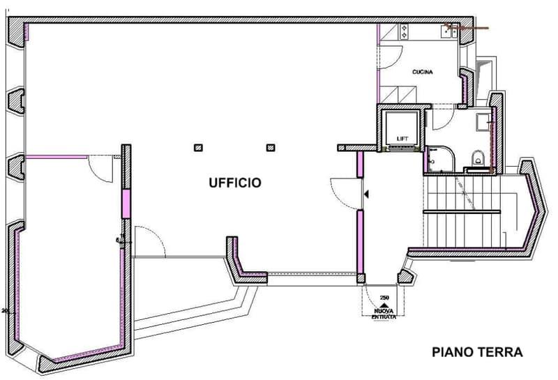 Nuovi uffici nel cuore di Lugano con autorimessa (6)