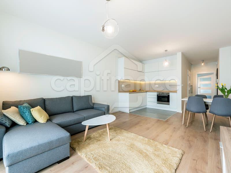 Dpt Hérault (34), à vendre SAINT AUNES appartement T2 de 42,3 m² (1)