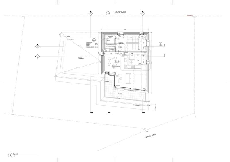Wunderschöne Baulandparzelle mit bewilligtem MFH-Projekt (12)