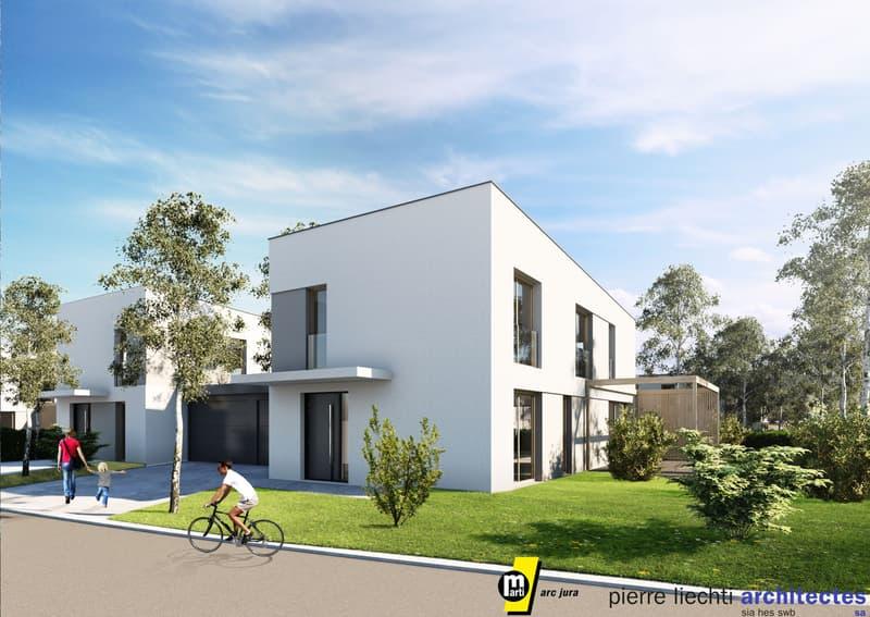 Splendide projet résidentiel à mi-chemin entre ville et campagne (2)