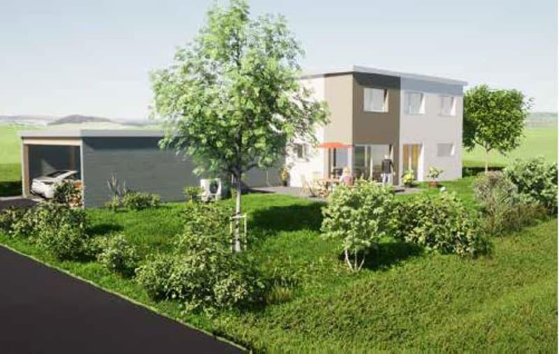 Magnifique villa de 5.5 pièces a vendre sur plans (2)