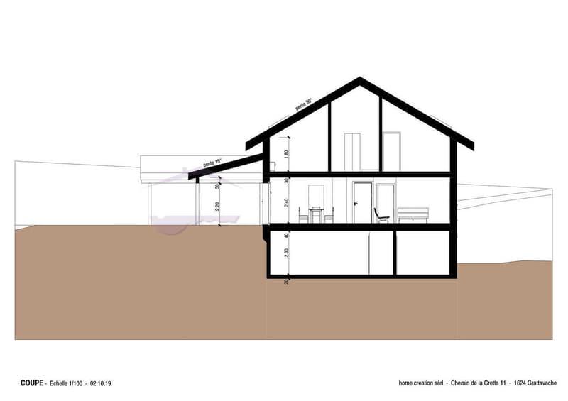 Projet villa individuelle sur plans à créer (8)